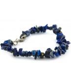 Lapis Lazuli Kırıktaş Bileklik