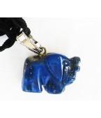 Lapis Lazuli Fil Kolye